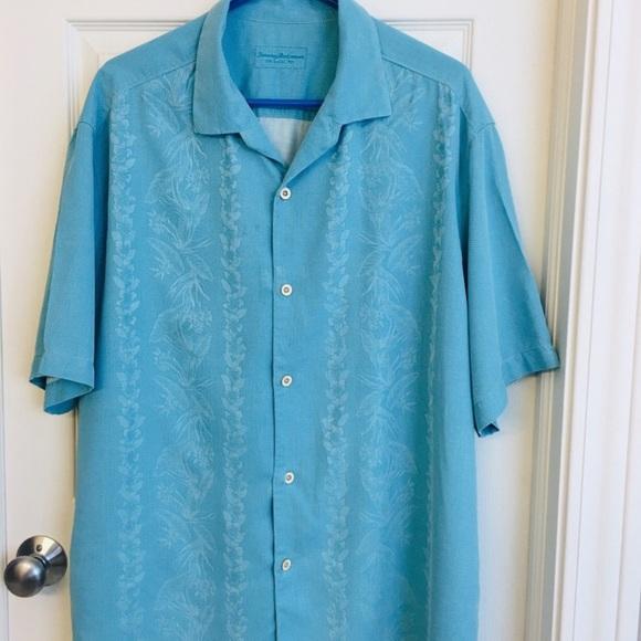 Tommy Bahama Other - Men's Tommy Bahama Silk  Shirt